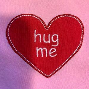 Infant Carter's Valentine's Day Pant Set